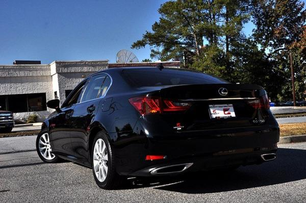 Used 2013 Lexus GS 350 for sale Sold at Gravity Autos in Roswell GA 30076 4