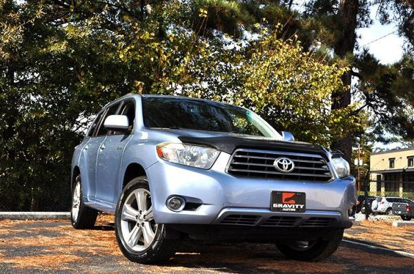 Used 2008 Toyota Highlander Sport for sale Sold at Gravity Autos in Roswell GA 30076 2
