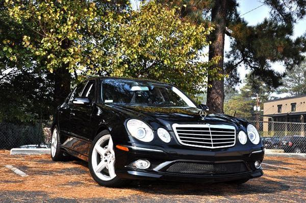 Used 2009 Mercedes-Benz E-Class Sport 3.5L for sale Sold at Gravity Autos in Roswell GA 30076 2
