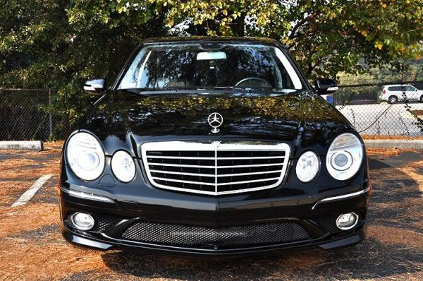 Used 2009 Mercedes-Benz E-Class Sport 3.5L for sale Sold at Gravity Autos in Roswell GA 30076 3