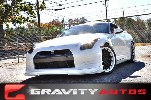 Used 2009 Nissan GT-R Premium for sale Sold at Gravity Autos in Roswell GA 30076 1