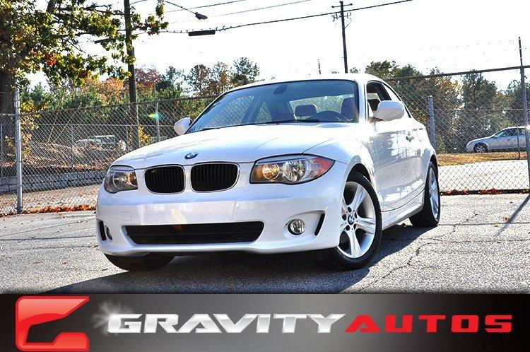 Used 2013 BMW 1 Series 128i for sale Sold at Gravity Autos in Roswell GA 30076 1