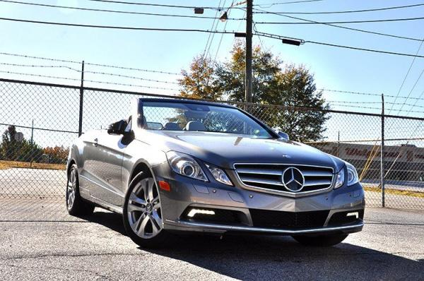 Used 2011 Mercedes-Benz E-Class E350 for sale Sold at Gravity Autos in Roswell GA 30076 2