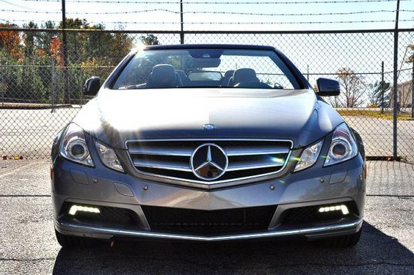 Used 2011 Mercedes-Benz E-Class E350 for sale Sold at Gravity Autos in Roswell GA 30076 3