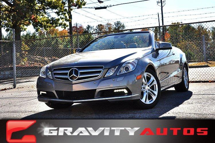 Used 2011 Mercedes-Benz E-Class E350 for sale Sold at Gravity Autos in Roswell GA 30076 1