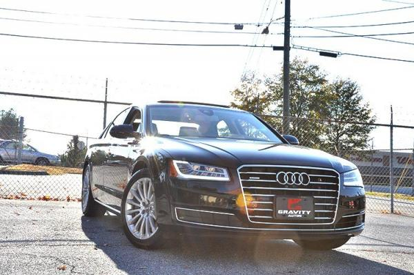 Used 2015 Audi A8 3.0T for sale Sold at Gravity Autos in Roswell GA 30076 2