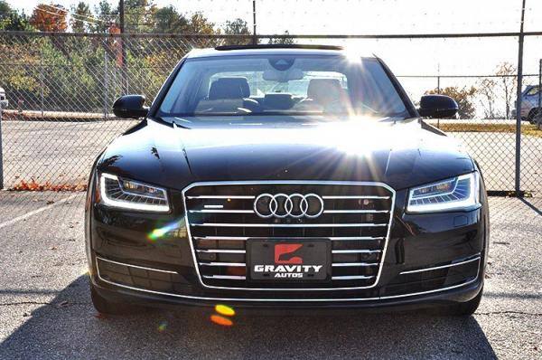 Used 2015 Audi A8 3.0T for sale Sold at Gravity Autos in Roswell GA 30076 3