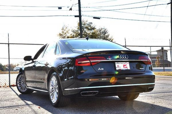 Used 2015 Audi A8 3.0T for sale Sold at Gravity Autos in Roswell GA 30076 4