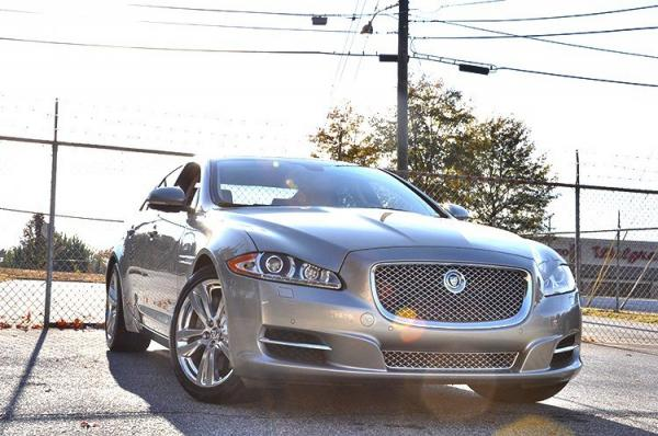 Used 2013 Jaguar XJ for sale Sold at Gravity Autos in Roswell GA 30076 2