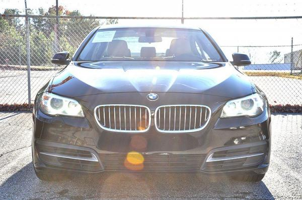 Used 2014 BMW 5 Series 528i for sale Sold at Gravity Autos in Roswell GA 30076 3