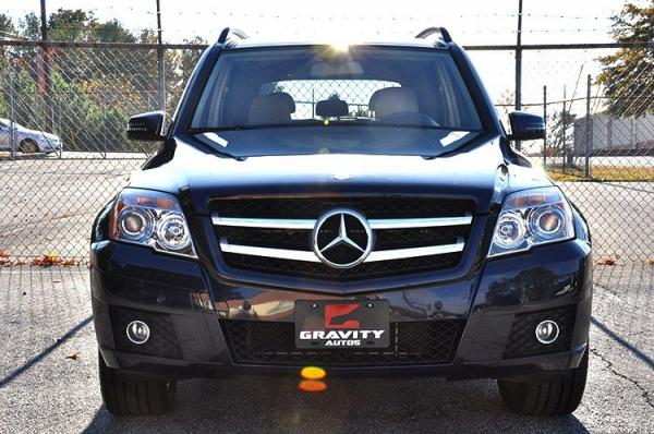 Used 2011 Mercedes-Benz GLK-Class GLK350 for sale Sold at Gravity Autos in Roswell GA 30076 3