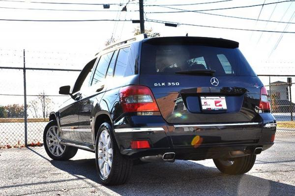 Used 2011 Mercedes-Benz GLK-Class GLK350 for sale Sold at Gravity Autos in Roswell GA 30076 4
