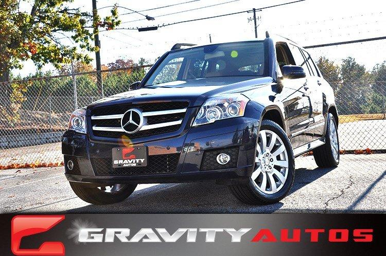 Used 2011 Mercedes-Benz GLK-Class GLK350 for sale Sold at Gravity Autos in Roswell GA 30076 1