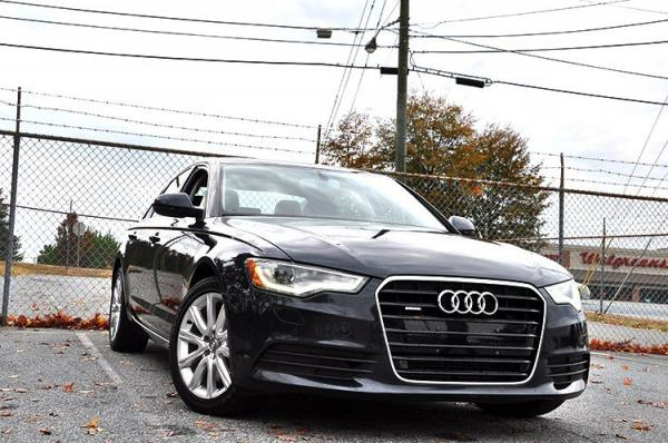 Used 2014 Audi A6 2.0T Premium Plus for sale Sold at Gravity Autos in Roswell GA 30076 2
