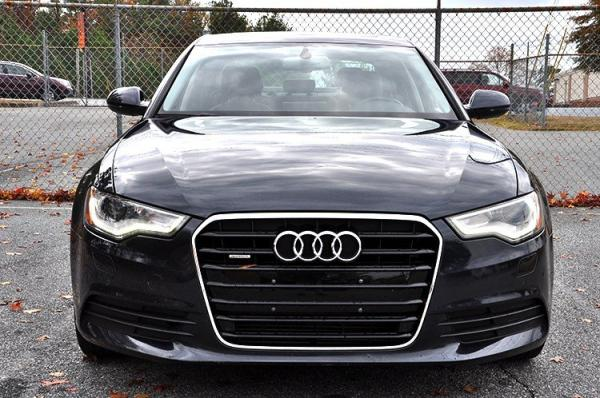 Used 2014 Audi A6 2.0T Premium Plus for sale Sold at Gravity Autos in Roswell GA 30076 3