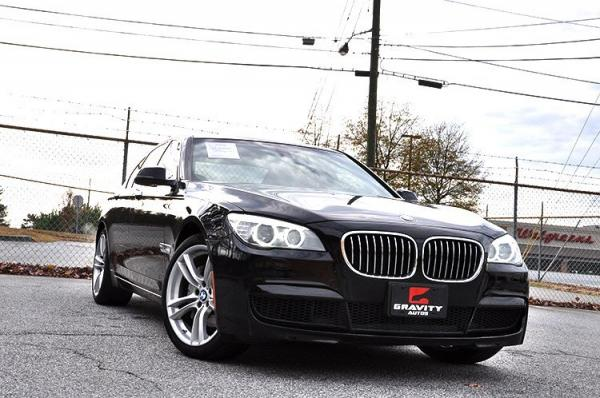 Used 2013 BMW 7 Series 740i for sale Sold at Gravity Autos in Roswell GA 30076 2
