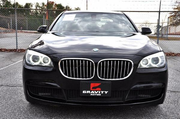 Used 2013 BMW 7 Series 740i for sale Sold at Gravity Autos in Roswell GA 30076 3