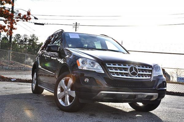 Used 2011 Mercedes-Benz M-Class ML350 for sale Sold at Gravity Autos in Roswell GA 30076 2