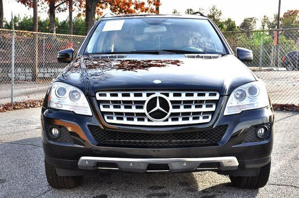 Used 2011 Mercedes-Benz M-Class ML350 for sale Sold at Gravity Autos in Roswell GA 30076 3