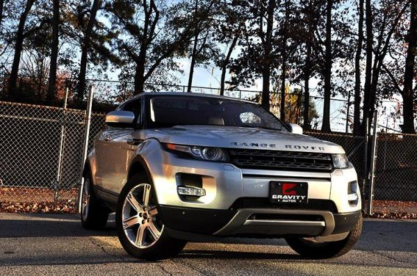 Used 2012 Land Rover Range Rover Evoque Pure Premium for sale Sold at Gravity Autos in Roswell GA 30076 2
