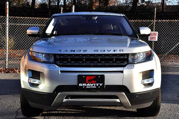 Used 2012 Land Rover Range Rover Evoque Pure Premium for sale Sold at Gravity Autos in Roswell GA 30076 3
