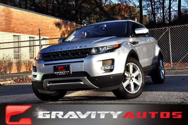 Used 2012 Land Rover Range Rover Evoque Pure Premium for sale Sold at Gravity Autos in Roswell GA 30076 1