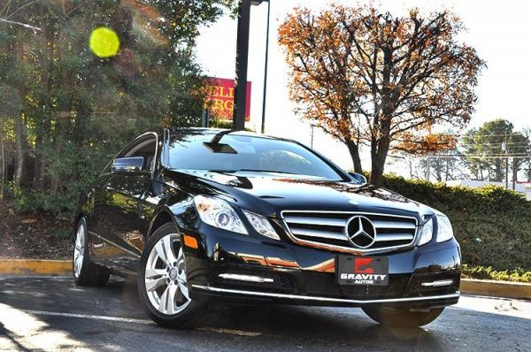 Used 2012 Mercedes-Benz E-Class E350 for sale Sold at Gravity Autos in Roswell GA 30076 2