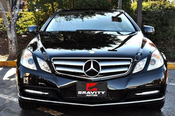 Used 2012 Mercedes-Benz E-Class E350 for sale Sold at Gravity Autos in Roswell GA 30076 3