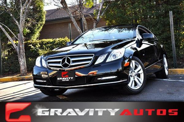 Used 2012 Mercedes-Benz E-Class E350 for sale Sold at Gravity Autos in Roswell GA 30076 1