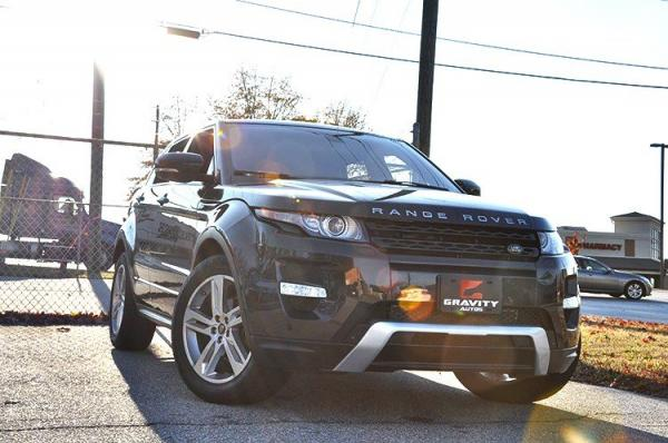 Used 2013 Land Rover Range Rover Evoque Dynamic Premium for sale Sold at Gravity Autos in Roswell GA 30076 2