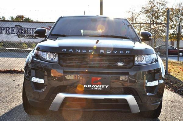 Used 2013 Land Rover Range Rover Evoque Dynamic Premium for sale Sold at Gravity Autos in Roswell GA 30076 3