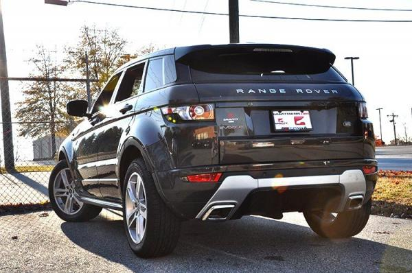 Used 2013 Land Rover Range Rover Evoque Dynamic Premium for sale Sold at Gravity Autos in Roswell GA 30076 4