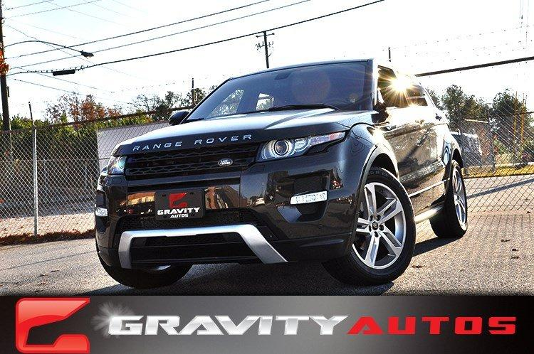 Used 2013 Land Rover Range Rover Evoque Dynamic Premium for sale Sold at Gravity Autos in Roswell GA 30076 1