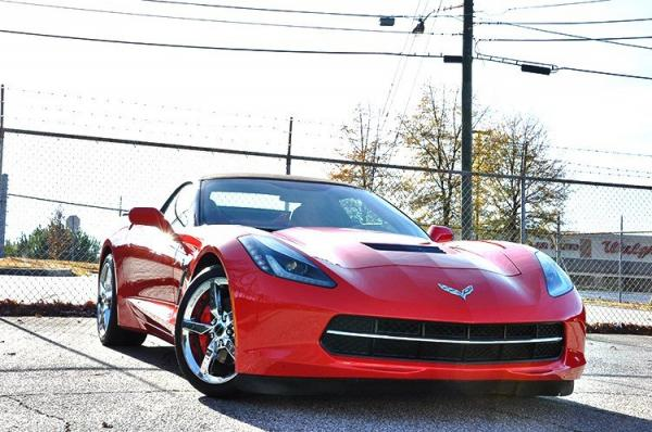 Used 2014 Chevrolet Corvette Stingray 3LT for sale Sold at Gravity Autos in Roswell GA 30076 2