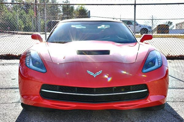 Used 2014 Chevrolet Corvette Stingray 3LT for sale Sold at Gravity Autos in Roswell GA 30076 3