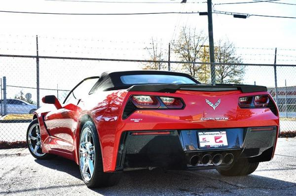 Used 2014 Chevrolet Corvette Stingray 3LT for sale Sold at Gravity Autos in Roswell GA 30076 4