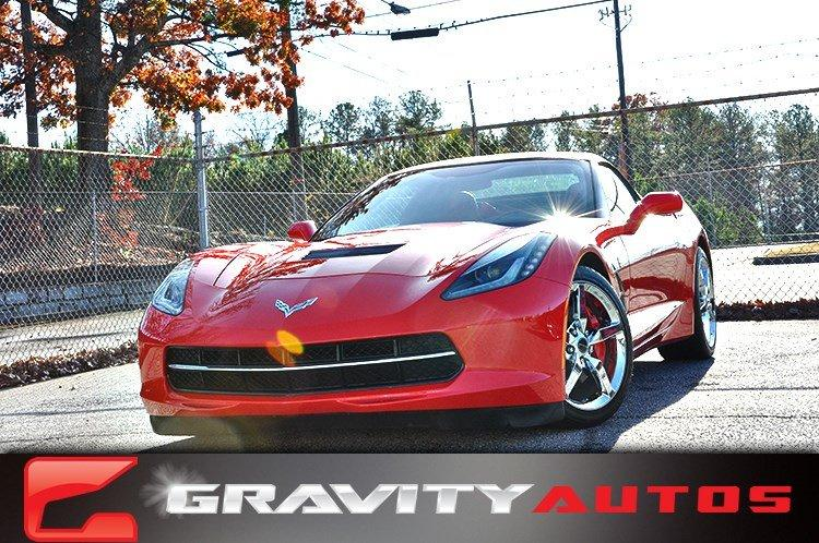 Used 2014 Chevrolet Corvette Stingray 3LT for sale Sold at Gravity Autos in Roswell GA 30076 1