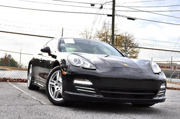 Used 2013 Porsche Panamera 4S for sale Sold at Gravity Autos in Roswell GA 30076 2