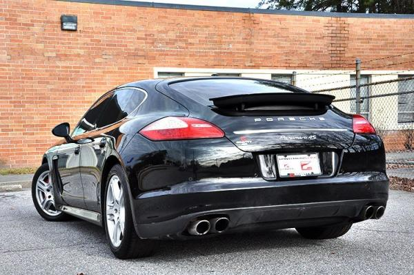 Used 2013 Porsche Panamera 4S for sale Sold at Gravity Autos in Roswell GA 30076 4