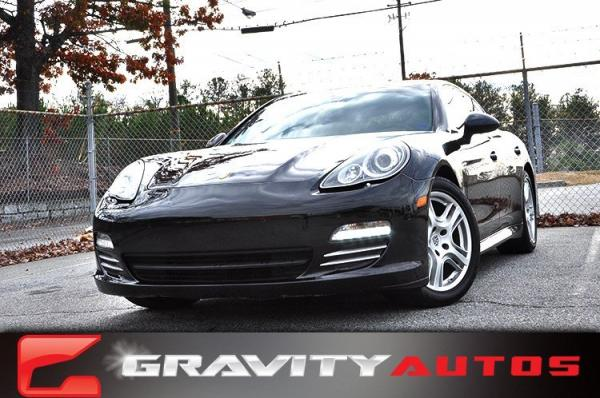 Used 2013 Porsche Panamera 4S for sale Sold at Gravity Autos in Roswell GA 30076 1