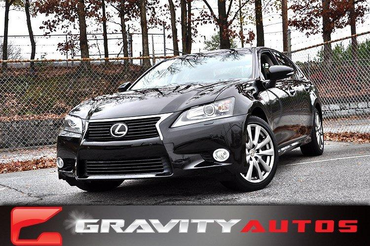 Used 2013 Lexus GS 350 for sale Sold at Gravity Autos in Roswell GA 30076 1