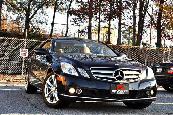 Used 2010 Mercedes-Benz E-Class E350 for sale Sold at Gravity Autos in Roswell GA 30076 2