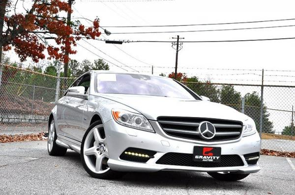 Used 2011 Mercedes-Benz CL-Class CL550 for sale Sold at Gravity Autos in Roswell GA 30076 2