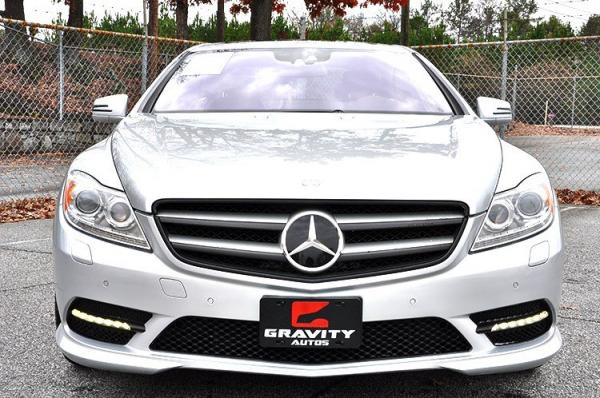 Used 2011 Mercedes-Benz CL-Class CL550 for sale Sold at Gravity Autos in Roswell GA 30076 3