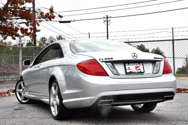 Used 2011 Mercedes-Benz CL-Class CL550 for sale Sold at Gravity Autos in Roswell GA 30076 4