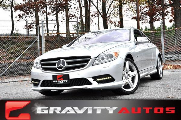 Used 2011 Mercedes-Benz CL-Class CL550 for sale Sold at Gravity Autos in Roswell GA 30076 1