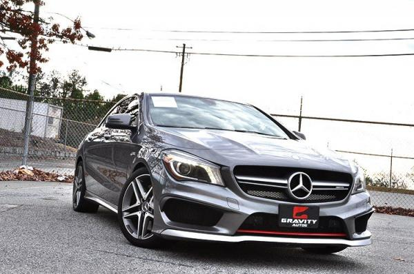 Used 2014 Mercedes-Benz CLA-Class CLA45 AMG for sale Sold at Gravity Autos in Roswell GA 30076 2