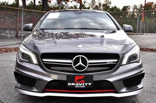 Used 2014 Mercedes-Benz CLA-Class CLA45 AMG for sale Sold at Gravity Autos in Roswell GA 30076 3