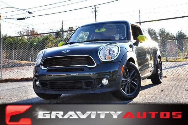 Used 2013 MINI Cooper Paceman S for sale Sold at Gravity Autos in Roswell GA 30076 1