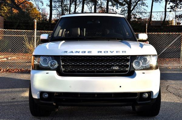Used 2012 Land Rover Range Rover HSE for sale Sold at Gravity Autos in Roswell GA 30076 3